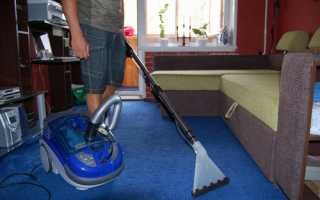 Как почистить ковролин в домашних условиях — обзор средств