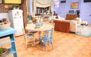 Детали кухни из сериала «Друзья», которые можно воплотить у себя