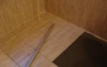 Укладка плитки на деревянный пол — технология проведения работ