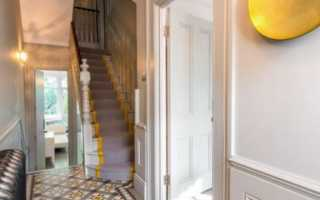 Напольная плитка в интерьере прихожей: 25 идей дизайна на фото