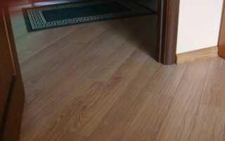 Укладка ламината без порогов по всей квартире, можно ли так делать