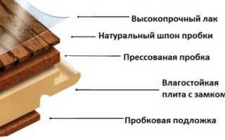 Пробковый ламинат: особенности покрытия и как его укладывать