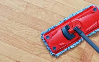 Как ухаживать за ламинатом в квартире и чем мыть чтобы не было следов?
