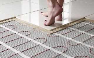 Как выбрать электрический теплый пол под плитку: совет профессионала