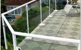 Какой пол лучше сделать на балконе и лоджии — обзор вариантов
