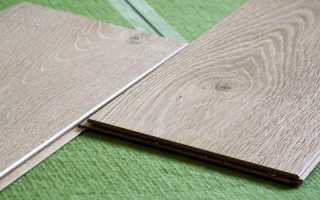 Хвойная подложка под ламинат: плюсы и минусы материала