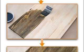 Морилка для дерева: как провести отделочные работы своими руками