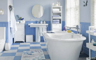 Советы по выбору кафеля для ванной с фото примерами