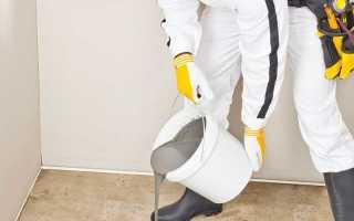 Как залить наливной пол своими руками правильно