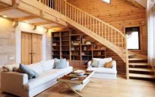 Теплый пол в деревянном загородном доме: устройство своими руками
