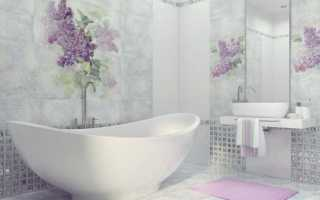 Отделка ванной комнаты плиткой: 25 вариантов дизайна на фото