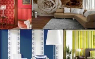 Гармоничное сочетание ламината и обоев: игра цвета в интерьере