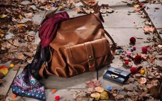 Почему нельзя класть сумку на пол: приметы и суеверия