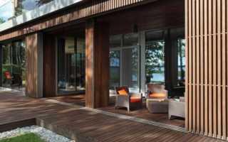 Чем покрыть деревянный пол на открытой веранде: советы профессионалов