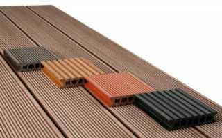 Технология укладки террасной доски и садового паркета (декинга)
