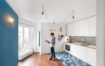Комбинированный пол на кухне с плиткой и ламинатом: варианты сочетаний с фото