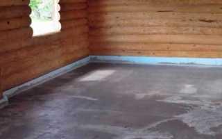 Наливной пол на деревянное основание: как правильно сделать