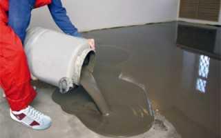Подготовка пола под ламинат: как подготовить деревянное и бетонное основание