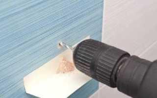 Сверлим без пыли: 3 полезных совета