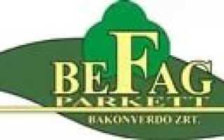Паркетная доска Befag (Бефаг) – отзывы покупателей и история компании