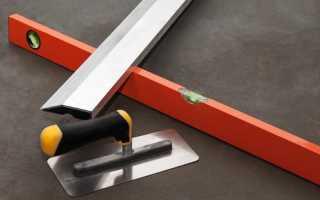 Как выровнять пол под плитку: три популярных способа