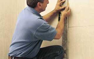 Как класть плитку на стену: видео и фото руководство