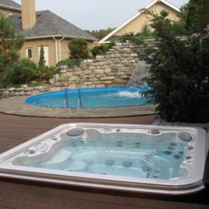 Универсальный ДПК – для бассейна и для ванн