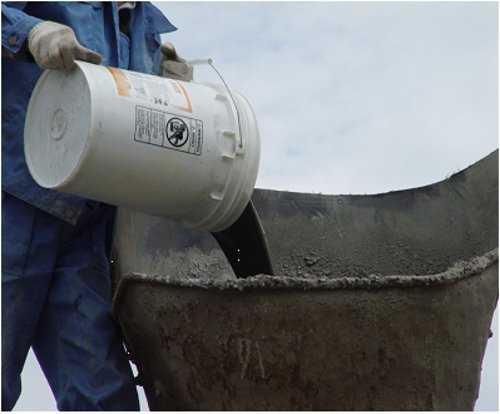 Добавление в бетон объемной гидроизоляции