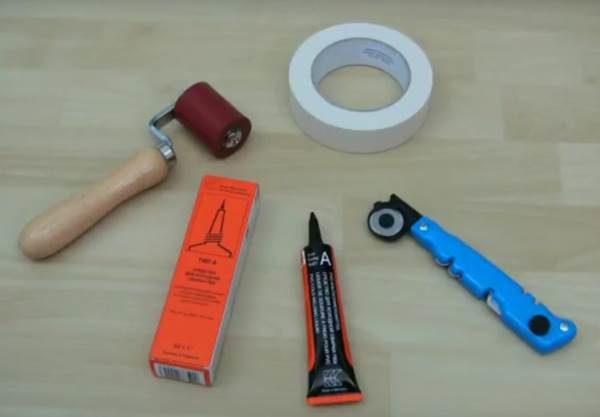Инструменты для холодной сварки