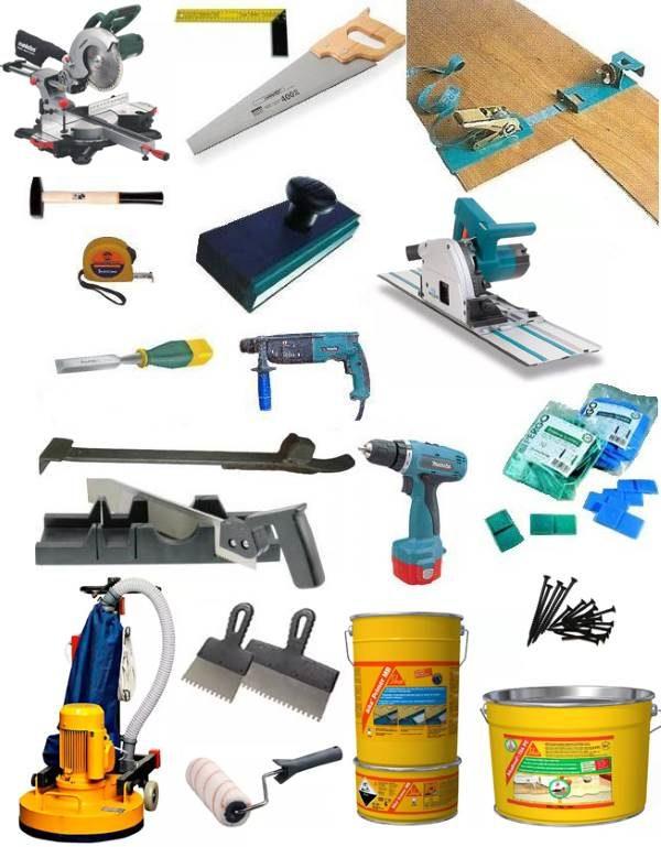 Инструменты для массивной доски