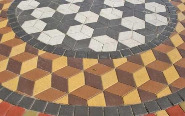 Кольца и круги из Ромба
