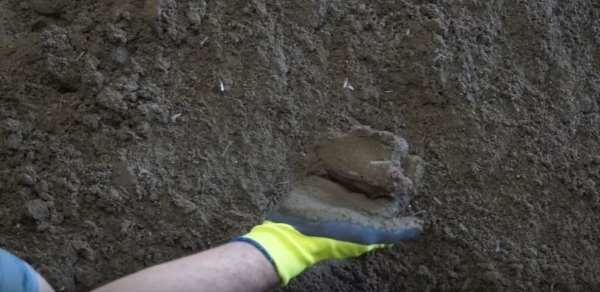 Консистенция полусухого бетона