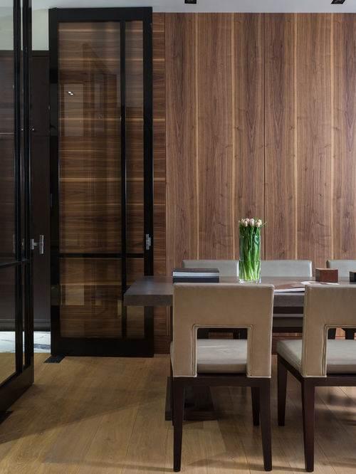 Сочетание мебели и линолеума