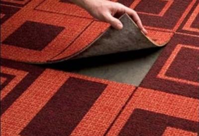 Технология укладки ковровой плитки