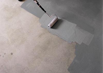 Обработка бетонного основания упрочняющими составами