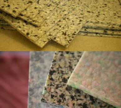 Пенополиуретановая подложка под ковролин