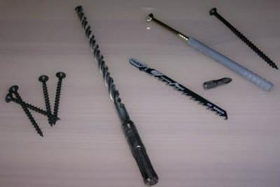 Фанерный пол на лагах - необходимые инструменты