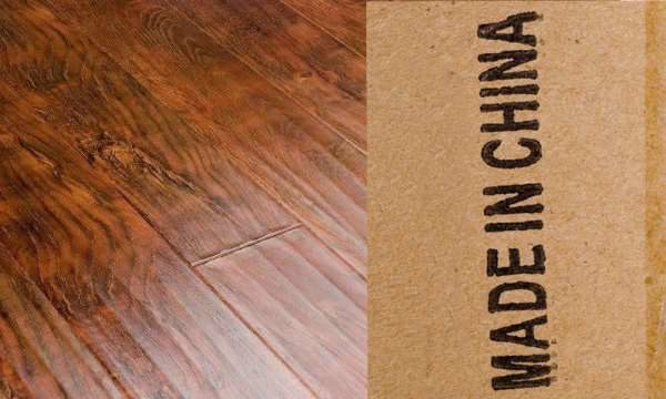 Сделано в Китае: ламинат
