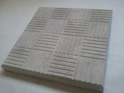Тротуарная плитка - шашки