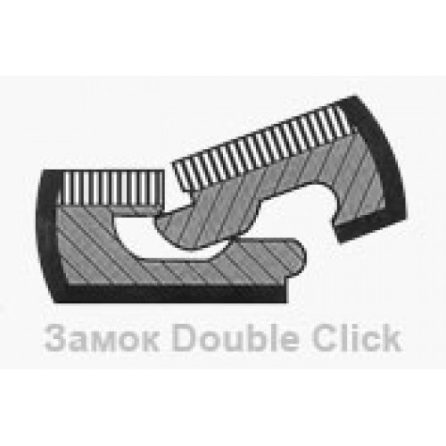 замковая система Double Click