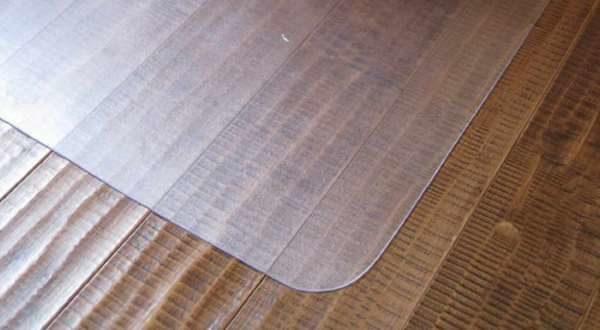 Защитный силиконовый коврик для ламината